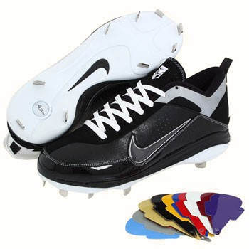 Nike- Air Show Elite 2 Black / White 414986-011 (Men's)