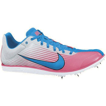 Nike Rival D 7 Platinum / Pink / Blue 538221-46 (Women's)