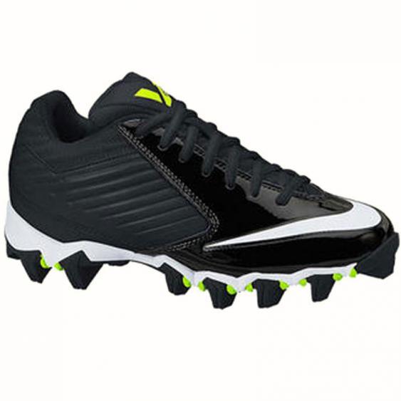 Nike Vapor Shark GS Black / Volt / White 643161-010 (Youth)