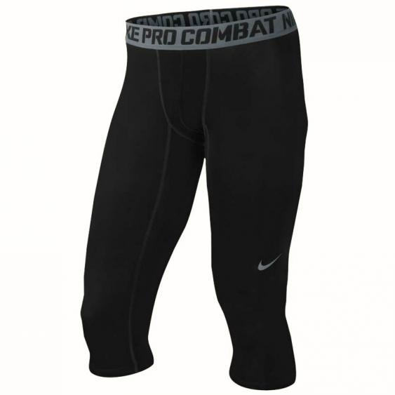 Nike Core Comp 3/4 Tight Black / Cool Grey 586918-010 (Men's)