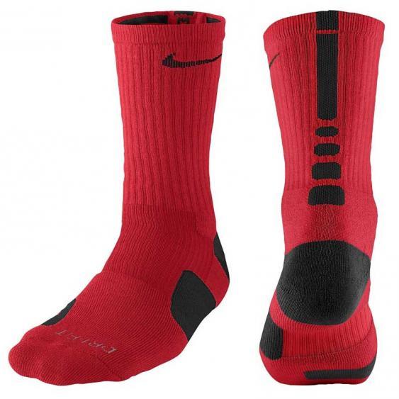 Nike Elite Basketball Crew Varsity Red/ Black SX3629-650