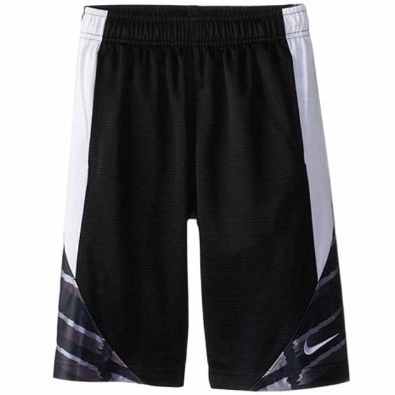 Nike Avalanche GFX 2.0 Short Black / Grey 678443-011 (Youth)