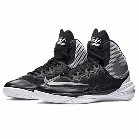 Nike Prime Hype DF II Black / White / Silver 807613-001 (Youth)