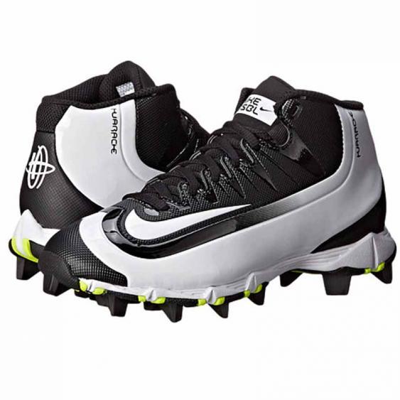 Nike Huarache 2KFilth Key MD Black / White 807138-017 (Youth)