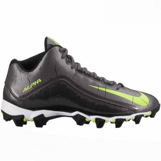 Nike Alpha Shark 2 3/4 Dark Grey / Black 719952-010 (Men's)