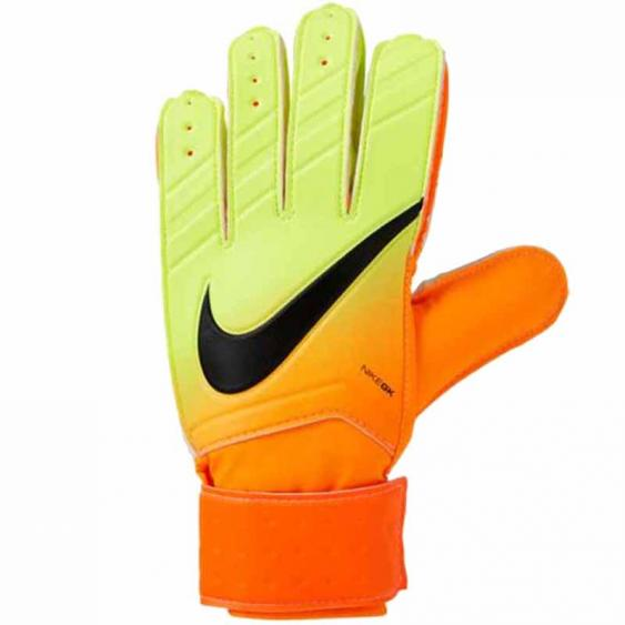 Nike GK Match Gloves Bright Citrus / Volt / Black GS0330-810 (Adult)