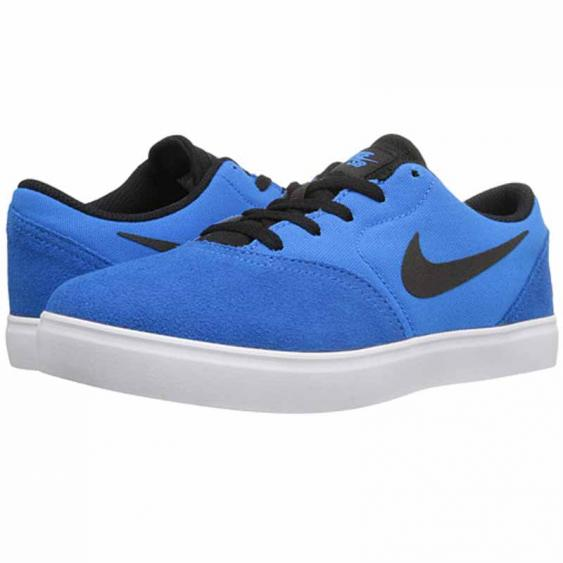 Nike SB Check Shoe Blue / Black 705267-401 (Kids)