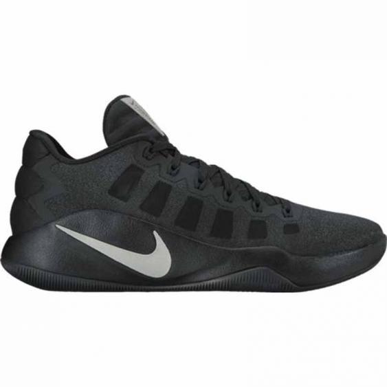 Nike Hyperdunk 2016 Low Black / Silver 844363-002 (Men's)
