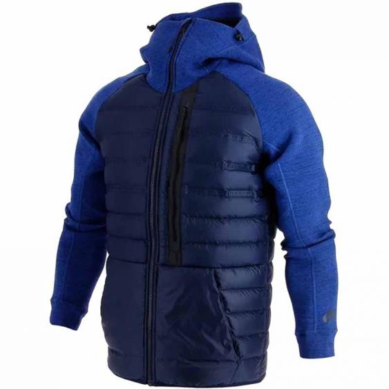 Nike Tech Fleece Aeroloft Jacket Blue 678261-451 (Men's)