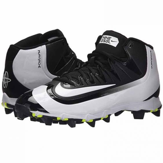 Nike Huarache 2KFilth Key MD Black / White 807141-017 (Men's)