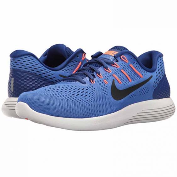 Nike Lunarglide 8 Blue / Black / Royal 843725-403 (Men's)