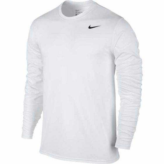 Nike Legend 2.0 LS Tee White 718837-100 (Men's)