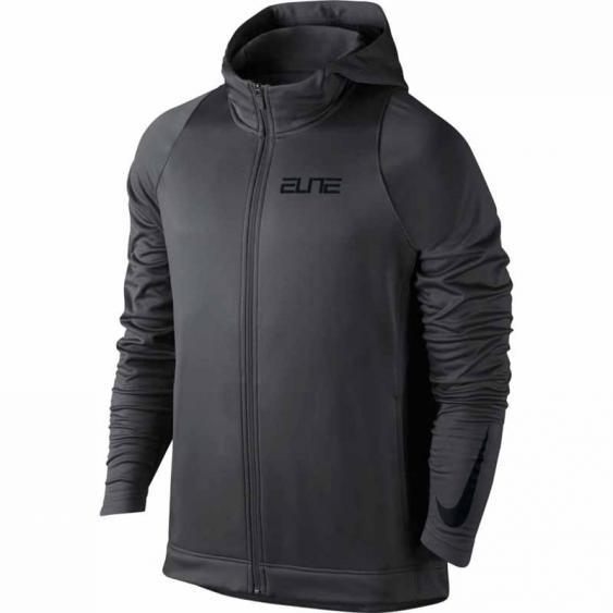 Nike Therma Elite FZ Hoodie Anthracite 776095-060 (Men's)