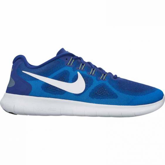 Nike Free RN 2 Deep Royal / Ghost Green 880839-401 (Men's)
