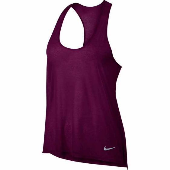 Nike Breathe Cool Tank True Berry 831782-665 (Women's)
