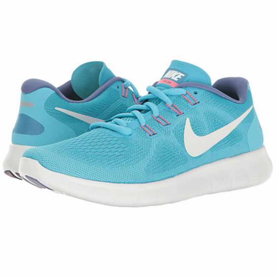 Nike Free RN 2 Chlorine Blue / Off White 880840-400 (Women's)