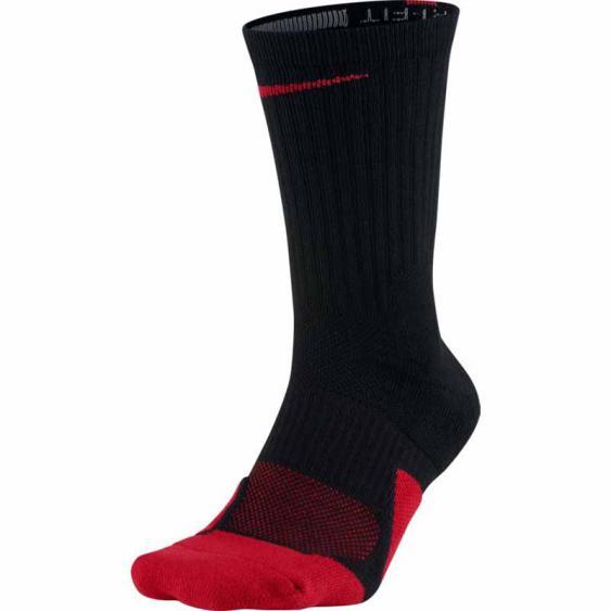 Nike Elite 1.5 Crew Black / Red SX5593-010