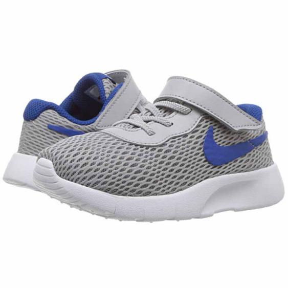 Nike Tanjun Grey / Blue Jay 818383-009 (Infant)