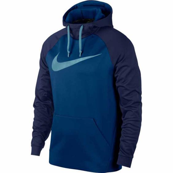 Nike Therma Hoodie CB Logo Blue Jay / Cerulean 905659-408 (Men's)