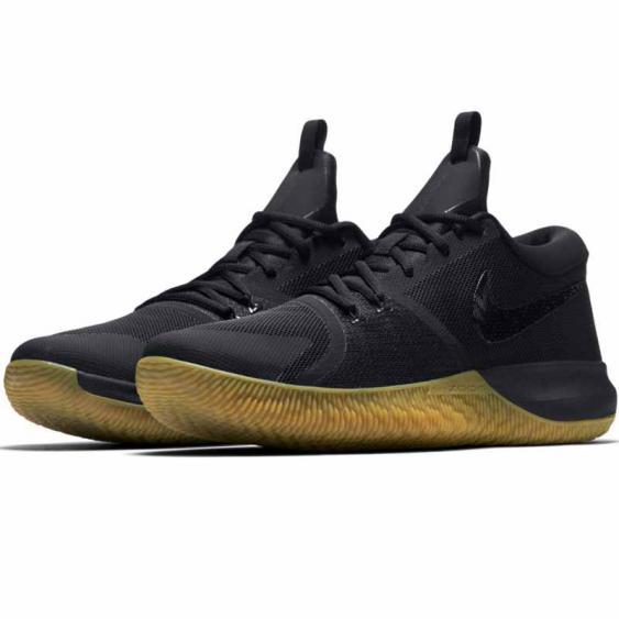 Nike Zoom Assersion Black / Gum 917505-005 (Men's)
