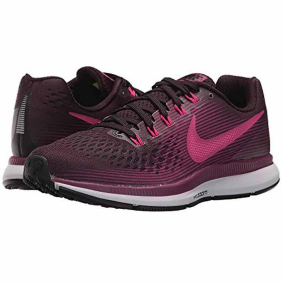 Nike Air Zoom Pegasus 34 Port Wine / Pink 880560-603 (Women's)