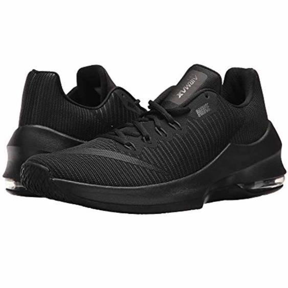Nike Air Max Infuriate 2 Low Black / Grey 908975-001 (Men's)
