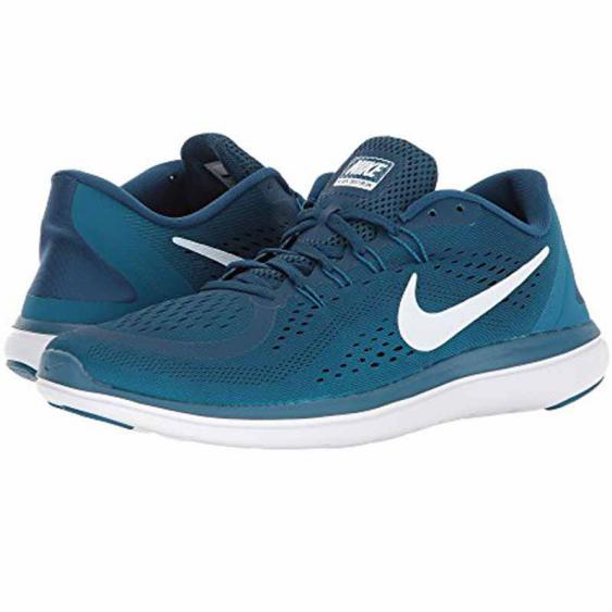 Nike Flex 2017 RN Blue / Green Abyss 898457-405 (Men's)
