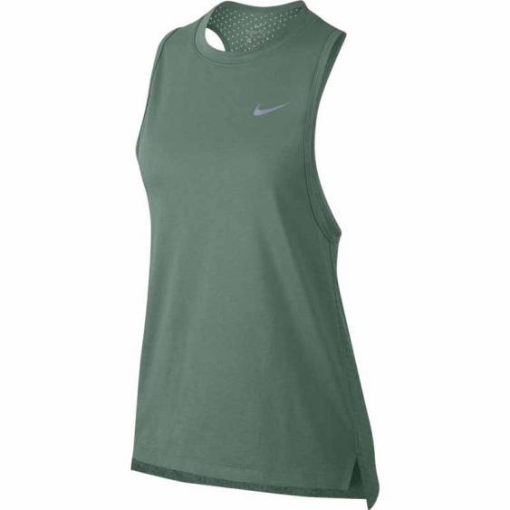 Nike Breathe Tailwind Tank Clay 890178-365 (Women's)