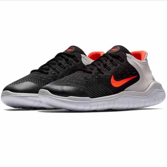 Nike Free RN 2018 Black / Crimson AH3451-004 (Youth)