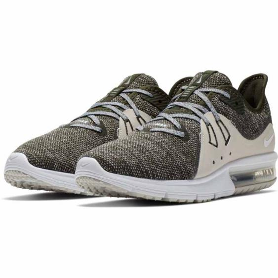 Nike Air Max Sequent 3 Sequoia / White 908993-300 (Women's)