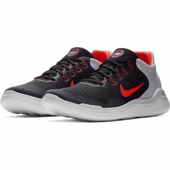 Nike Free RN 2018 Black / Crimson 942836-005 (Men's)