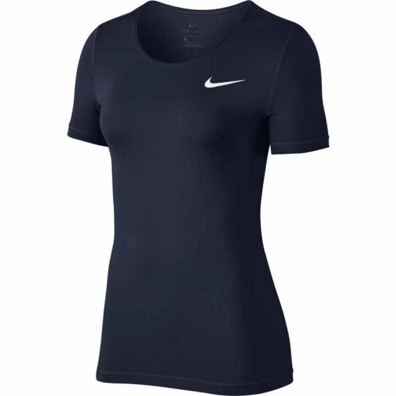Nike Pro Top Obsidian 889540-451 (Women's)