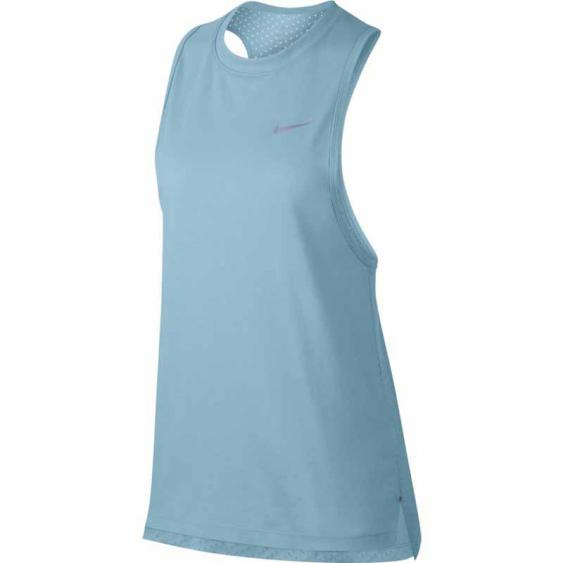 Nike Breathe Tailwind Tank Ocean Bliss 890178-452 (Women's)