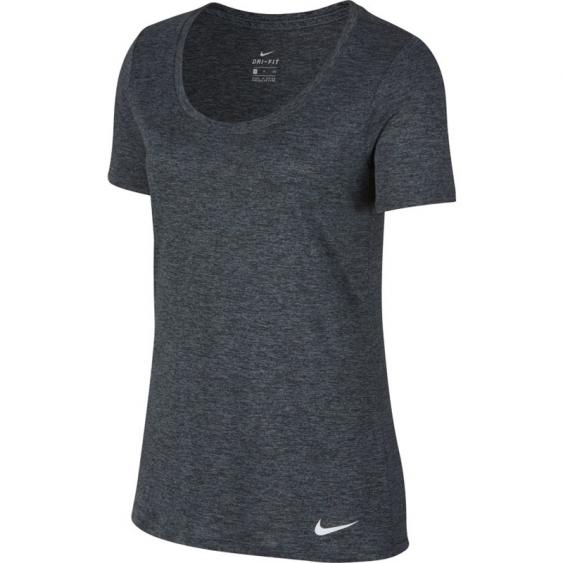 Nike XDYE Legend Scoop Tee Black / Grey 902082-010 (Women's)