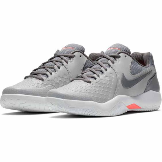 Nike Air Zoom Resistence Grey / Gunsmoke / Lava 918201-013 (Women's)