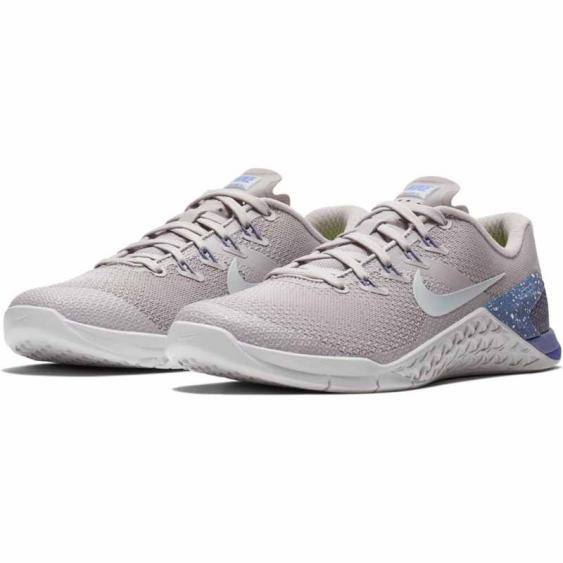 Nike Metcon 4 Grey / Platinum 924593-004 (Women's)