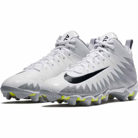 Nike Alpha Menace Shark GS White / Black 878122-104 (Men's)