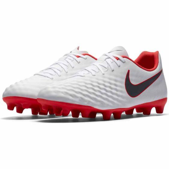 Nike Magista Obra 2 Club White / Crimson AH7302-107 (Men's)
