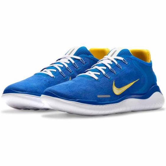 Nike Free RN 2018 Cobalt / Citron AH7870-400 (Men's)