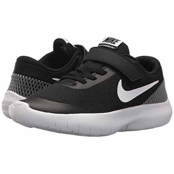 Nike Flex Experience RN 7 Black / White 943285-001 (Kids)
