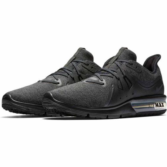 Nike Air Max Sequent 3 Black / Anthracite 921694-010 (Men's)