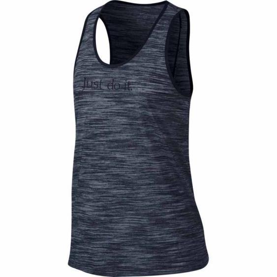 Nike Dry Studio Tank JDI Obsidian / Black 930405-451 (Women's)