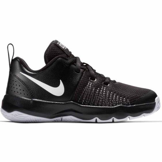 Nike Team Hustle Quick Black / White 922681-004 (Kids)
