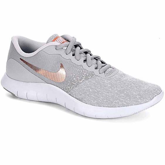 Nike Flex Contact Grey / Rose Gold 908995-006 (Women's)
