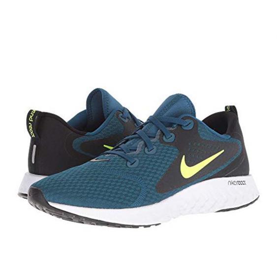 Nike Legend React Blue Force / Volt AA1625-402 (Men's)