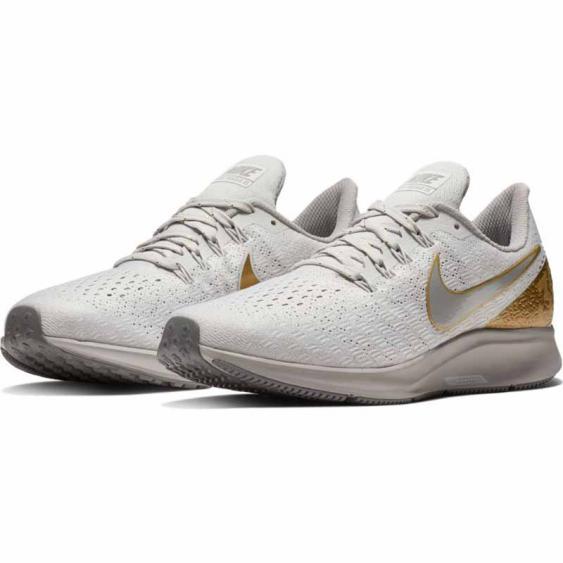 new concept 264bb 66582 Nike Air Zoom Pegasus 35 Grey / Platinum AV3046-001 (Women's)
