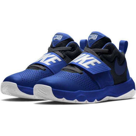 Nike Team Hustle D 8 Royal / Black 881941-405 (Youth)