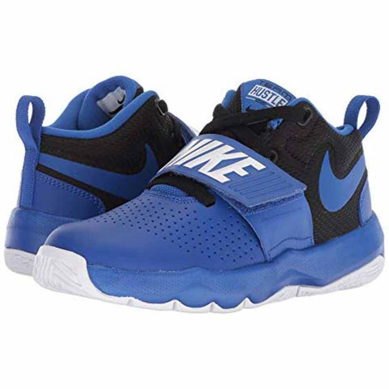 Nike Team Hustle D 8 Royal / Black 881942-405 (Kids)