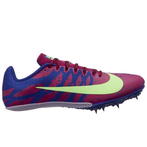 Nike Zoom Rival 9 S Bordeaux/ Lime 907565-600 (Women's)