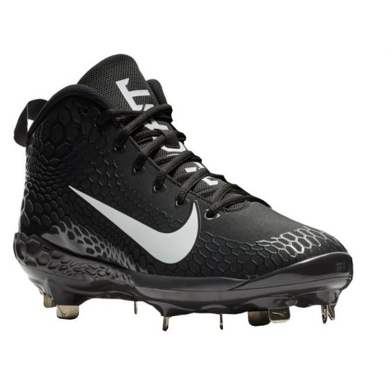 Nike Force Zoom Trout 5 PRO Black/ White AH3372-010 (Men's)